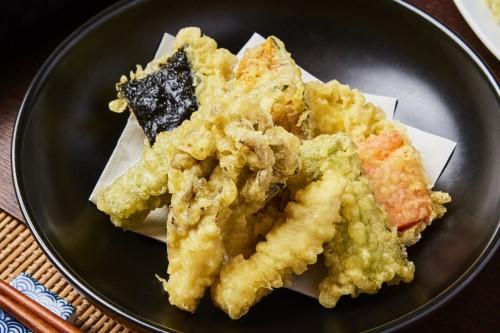 天ぷら 聖坂