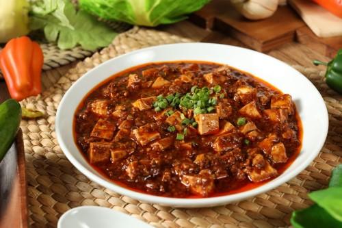 激辛麻婆豆腐 「港楼」