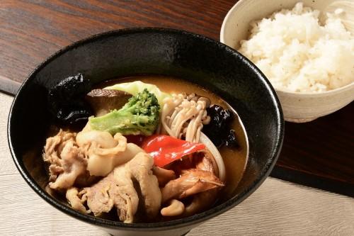 北海道スープカレー 011